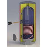 Elektromet WGJ-S 150 SZARY