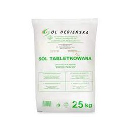 Tabletka solna Sól Dębieńska