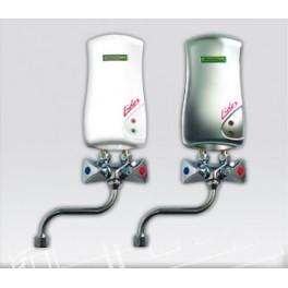 Elektromet Lider 3,5 kW chrom bezciśnieniowy umywalkowy z wylewką 150mm