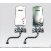 Elektromet Lider 3,5 kW chrom bezciśnieniowy umywalkowy z wylewką 210mm