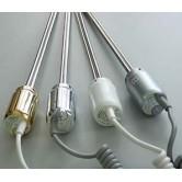 Cini grzałka elektryczna MEK 03 chromowana 300 W do grzejników